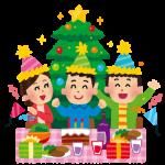 クリスマスパーティーで子供が盛り上がるゲームは?料理も!